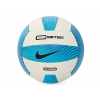 1000 SOFTSET OUTDOOR VOLLEYBALL INFLATED WITH BOX NS