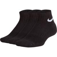 Kids' Performance Cushioned Quasdasdasder Training Socks (3 Pair)