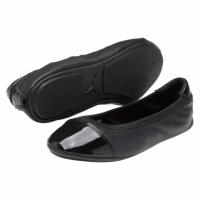 Kitara toe cap black