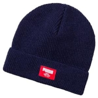 Ribbed classic beanie