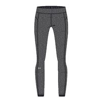 UA HG Armour Ankle Crop