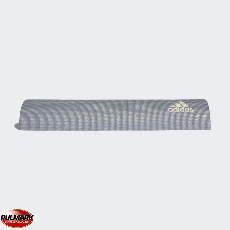 4mm Yoga Mat Grey