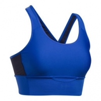 Armour Crossback Pocket Bra