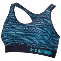 Armour Mid Bra Printed