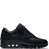 Boys' Air Max 90 Leather (GS) Shoe