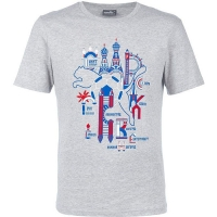 Forever Football Russia City Tee