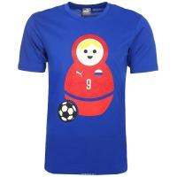 Forever Football Russia matryoshka tee