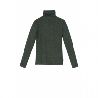 HIGH NECK TOP NEW ARMY GREEN