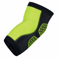 PRO COMBAT ELBOW SLEEVE S BLACK/VOLT