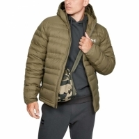 UA Armour Down Hooded Jkt