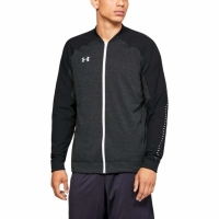 UA M's Qualifier Hybrid Warm-Up Jacket
