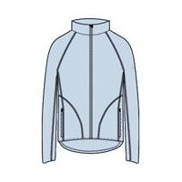 UA Storm Launch Graphic Jacket