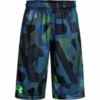 UA Stunt Printed Short