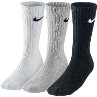 Unisex Cushion Crew Training Sock (3 Pair)