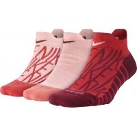 Women's Dry Cushion Low GFX Training Sock (3 Pair)
