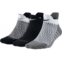 Women's Dry Cushion Low Training Socks (3 Pair)