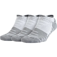 Women's Dry Cushion No Show Training Sock (3 Pair)